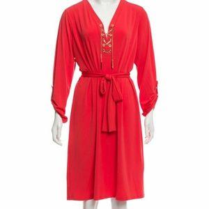 NWT Michael Kors Coral Dress
